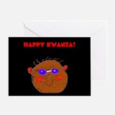 Happy Kwanza Greeting Card