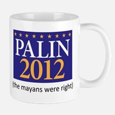 Cute I survived 2012 mayan Mug