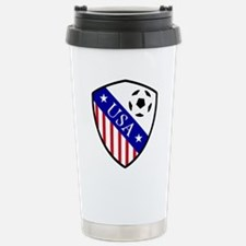USA Stainless Steel Travel Mug