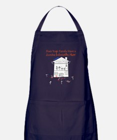 Unique Horror film Apron (dark)