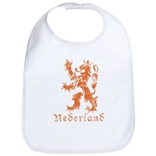 Netherlands - Lion - Orange Bib
