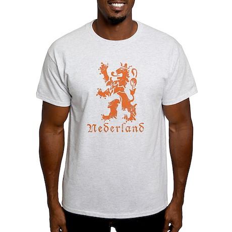 Netherlands - Lion - Orange Light T-Shirt