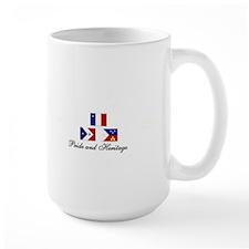 Acadian/Cajun Mug (Large PH)