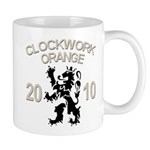Netherlands - Clockwork Mug