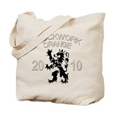Netherlands - Clockwork Tote Bag