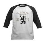Netherlands - Clockwork Kids Baseball Jersey