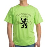 Netherlands - Clockwork Green T-Shirt