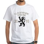 Netherlands - Clockwork White T-Shirt