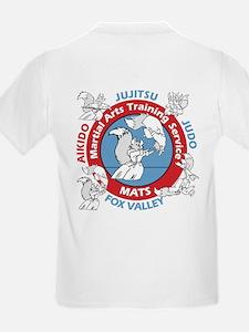 Kids Aikido Kanji Light T-Shirt