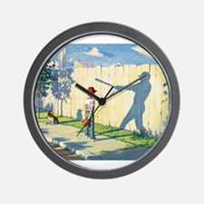Cute Fund raiser Wall Clock