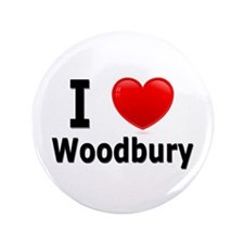"I Love Woodbury 3.5"" Button (100 pack)"