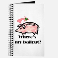 Where's my bailout? Journal