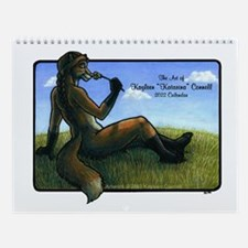 Art Of Kayleen Katarina Connell Wall Calendar