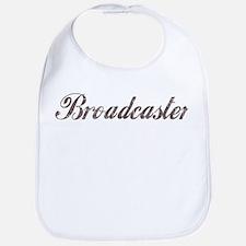 Vintage Broadcaster Bib