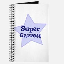 Super Garrett Journal