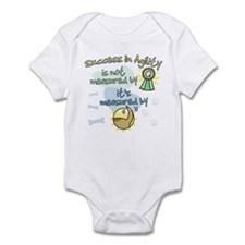 Success in Agility Infant Bodysuit