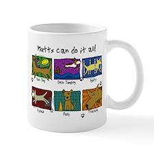 Mutts Do It All Mug