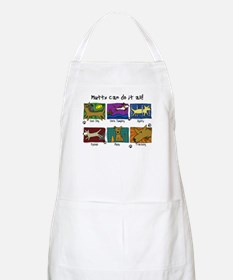 Mutts Do It All Apron