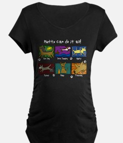 Mutts Do It All T-Shirt