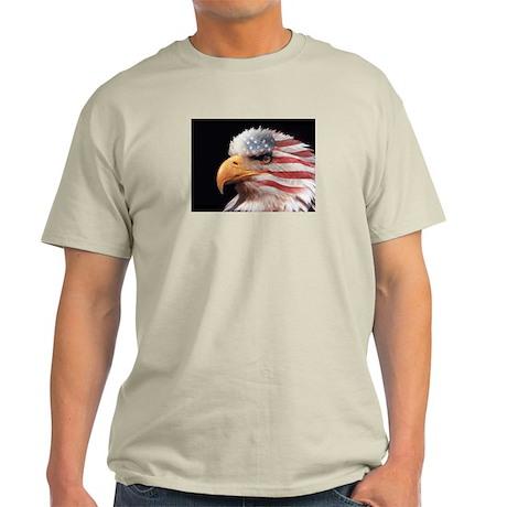 Eagle Flag Light T-Shirt