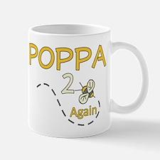 Poppa to Be Again Mug