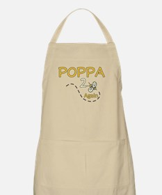 Poppa to Be Again Apron