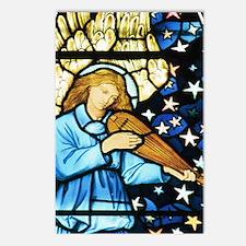William Morris angel Postcards (Package of 8)