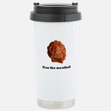 Funny Meat Travel Mug