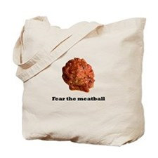 Unique Meat humor Tote Bag