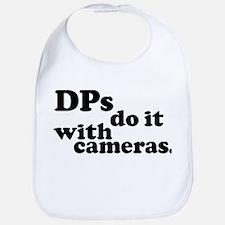 DPs do it with cameras. Bib