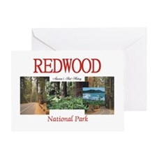 Redwood Americasbesthistory.com Greeting Card