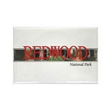 Redwood Americasbesthistory.com Rectangle Magnet