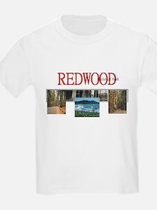 Redwood Americasbesthistory.com T-Shirt