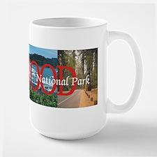 Redwood Americasbesthistory.com Large Mug