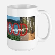 Redwood Americasbesthistory.com Mug