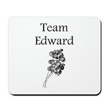 """Team Edward"" Mousepad"