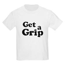 Get a Grip Kids T-Shirt