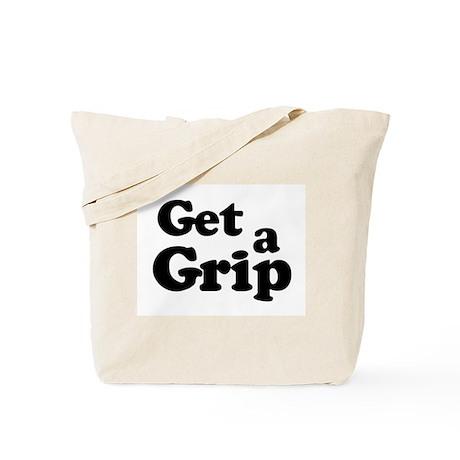 Get a Grip Tote Bag