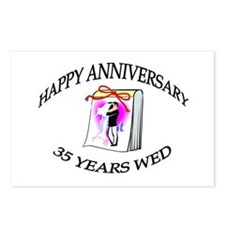 35th anniversary Postcards (Package of 8)