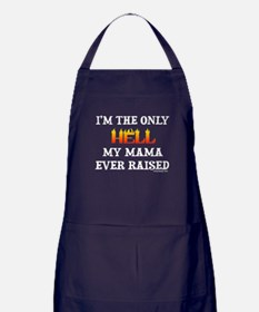 I'm the only Hell Apron (dark)