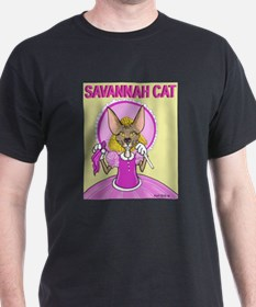 Savannah Cat T-Shirt