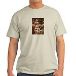 The Path - Keeshond (F) Light T-Shirt