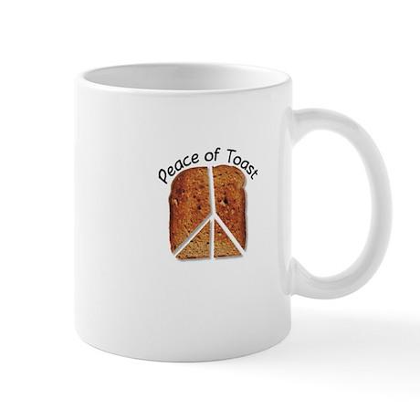peaceoftoast Mugs