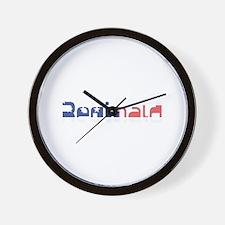 Reginald Wall Clock