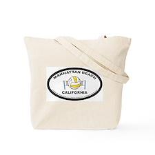 Manhattan Beach Tote Bag2