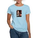 Accolade - Two Keeshonds Women's Light T-Shirt
