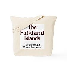 Falkland islands Tote Bag