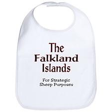 Falkland islands Bib