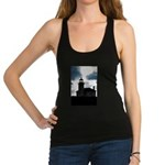 Penguin FourSquare - Organic Men's Fitted T-Shirt
