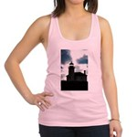 Penguin FourSquare - Organic Women's Fitted T-Shir